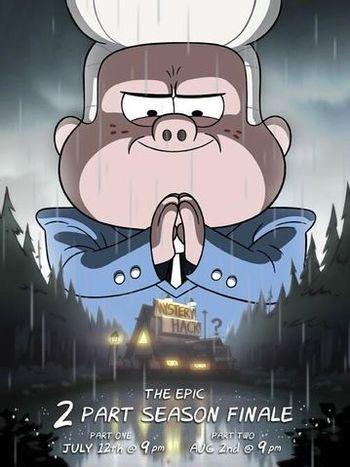 Gravity Falls S 1 E 20 Gideon Rises Recap Tv Tropes