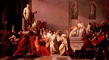 https://mediaproxy.tvtropes.org/width/350/https://static.tvtropes.org/pmwiki/pub/images/Death_of_Caesar_9167.jpg