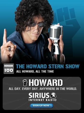 Howard Stern Creator Tv Tropes
