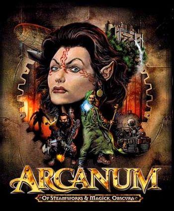 https://mediaproxy.tvtropes.org/width/350/https://static.tvtropes.org/pmwiki/pub/images/arcanum_cover_copy.jpg