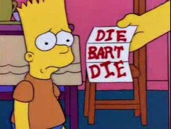 The Simpsons S5 E2 Cape Feare Recap Tv Tropes