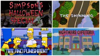 The Simpsons S6 E6 Treehouse Of Horror V Recap Tv Tropes