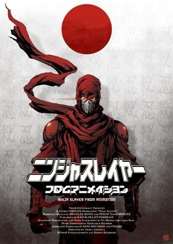 https://mediaproxy.tvtropes.org/width/350/https://static.tvtropes.org/pmwiki/pub/images/ninja_slayer_main_poster.jpg