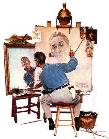 https://mediaproxy.tvtropes.org/width/350/https://static.tvtropes.org/pmwiki/pub/images/norman-rockwell-triple-self-portrait-posters_7833.jpg