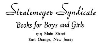 https://mediaproxy.tvtropes.org/width/350/https://static.tvtropes.org/pmwiki/pub/images/stratemeyer_syndicate_letterhead.png