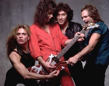 Van Halen Music Tv Tropes
